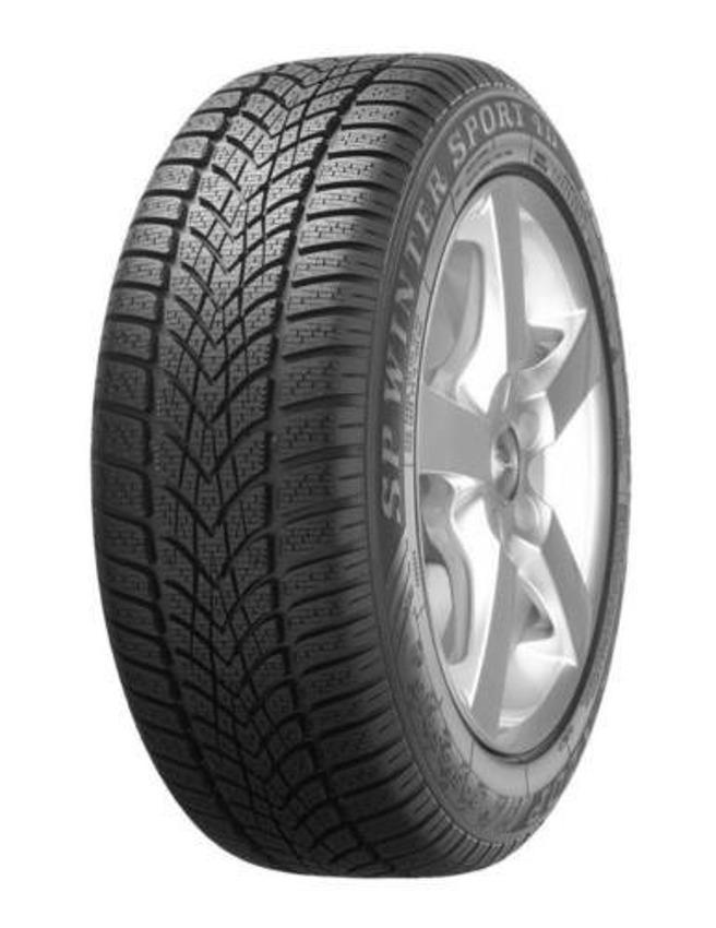 Opony Dunlop SP Winter Sport 4D 215/55 R16 97H