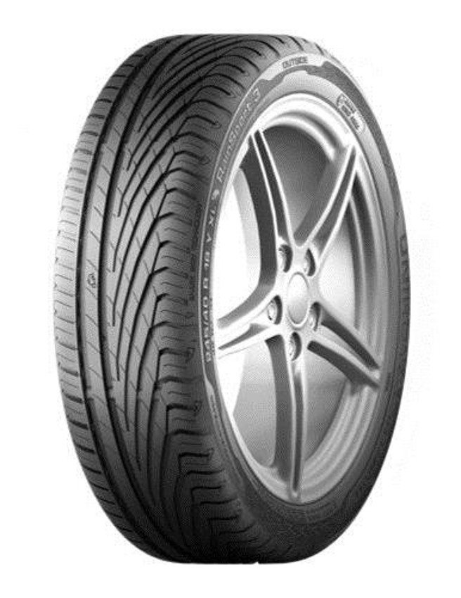 Opony Uniroyal RainSport 3 205/50 R17 89V