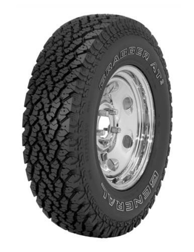 Opony General Grabber AT2 255/55 R18 109H