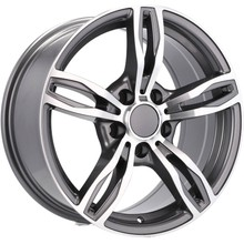 4 ALLOYS 18'' 5X120 BMW X1 E84 X3 E83 F25 3 F30 5 F10