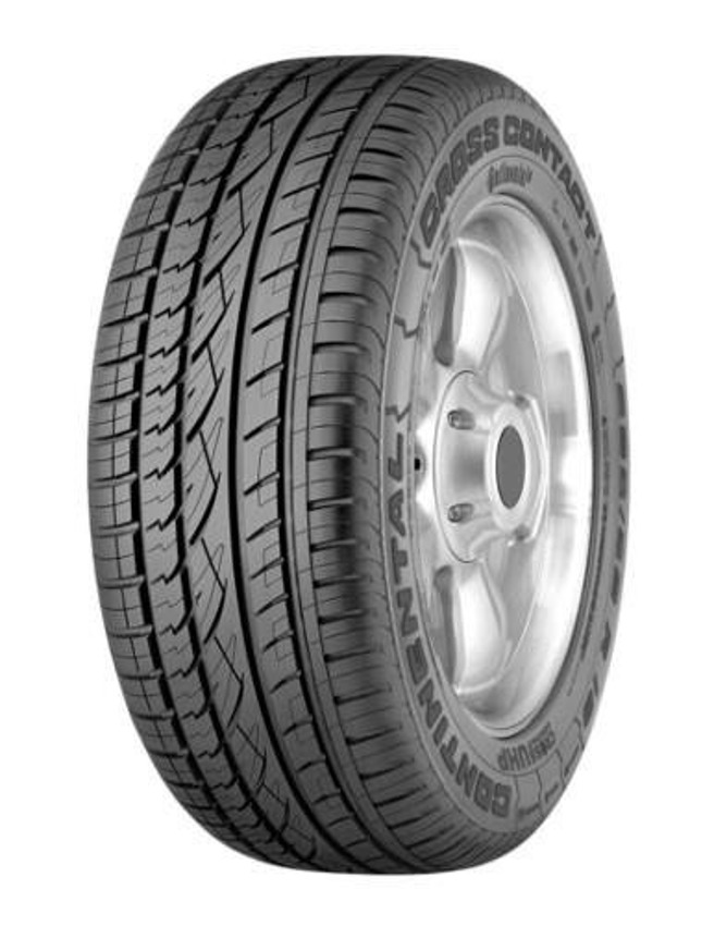 Opony Continental CrossContact UHP 235/55 R19 105V