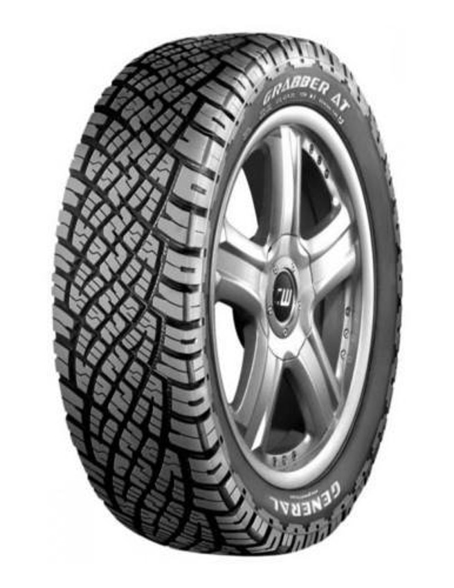 Opony General Grabber AT 255/50 R19 107H