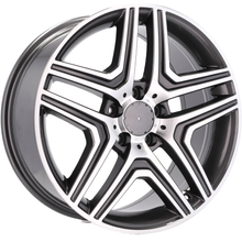 4 ALLOYS 21'' MERCEDES KLASA G W460 W461 W463