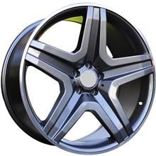 4 ALLOYS 21'' MERCEDES KLASA, G W460 W461 W463