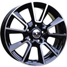 ALLOYS 15 SKODA FABIA OCTAVIA RAPID VW POLO MK5 MK6
