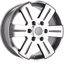 ALLOYS 16'' 6X130 VW CRAFTER MERCEDES SPRINTER REINFORCED.