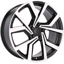 AMALFI style ALLOYS 17'' 5X100 do: AUDI A1 A3 A3 VW