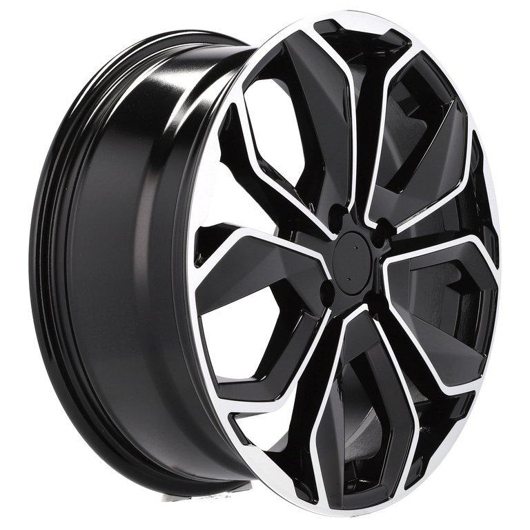 """Ion Alloys Wheel Center Hub Cap Chrome for 15/"""" /& 16/"""" Wheels Only C-440-3"""