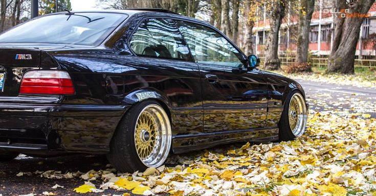 ALLOYS 16 BMW E81 E82 E87 E88 E39 E60 BBS RS STYLE
