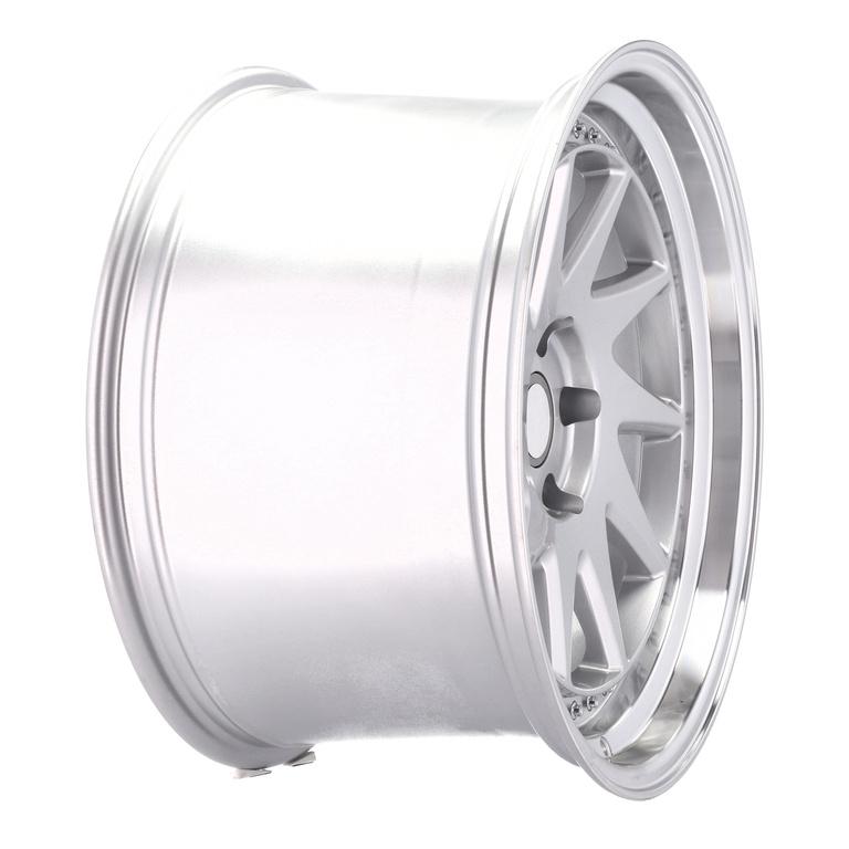 RACING LINE RXFA39 hliníkové disky 11x19 5x114,3 ET25 MS - Polished Silver