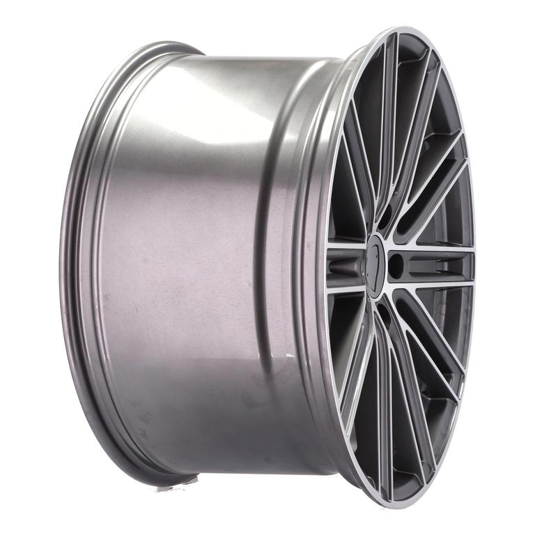 RACING LINE RBY1274 hliníkové disky 10x21 5x112 ET19 MG - Polished Graphite