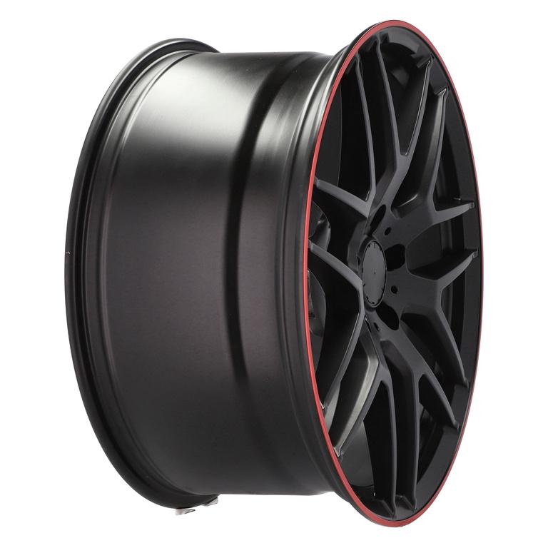 RACING LINE RFE115 hliníkové disky 10x21 5x130 ET35 BLP - Black + polished