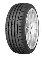 Opony Continental ContiSportContact 3 205/50 R17 89V