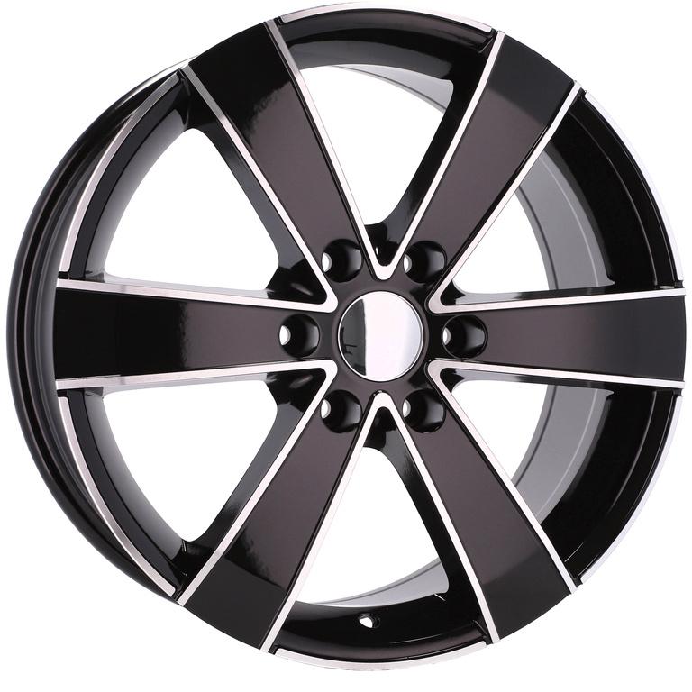 FELGI 17 6X130 MERCEDES SPRINTER VW CRAFTER 1250kg