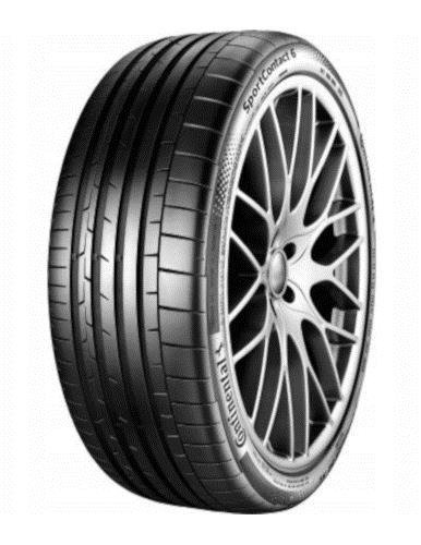 Opony Continental SportContact 6 265/40 R21 105Y