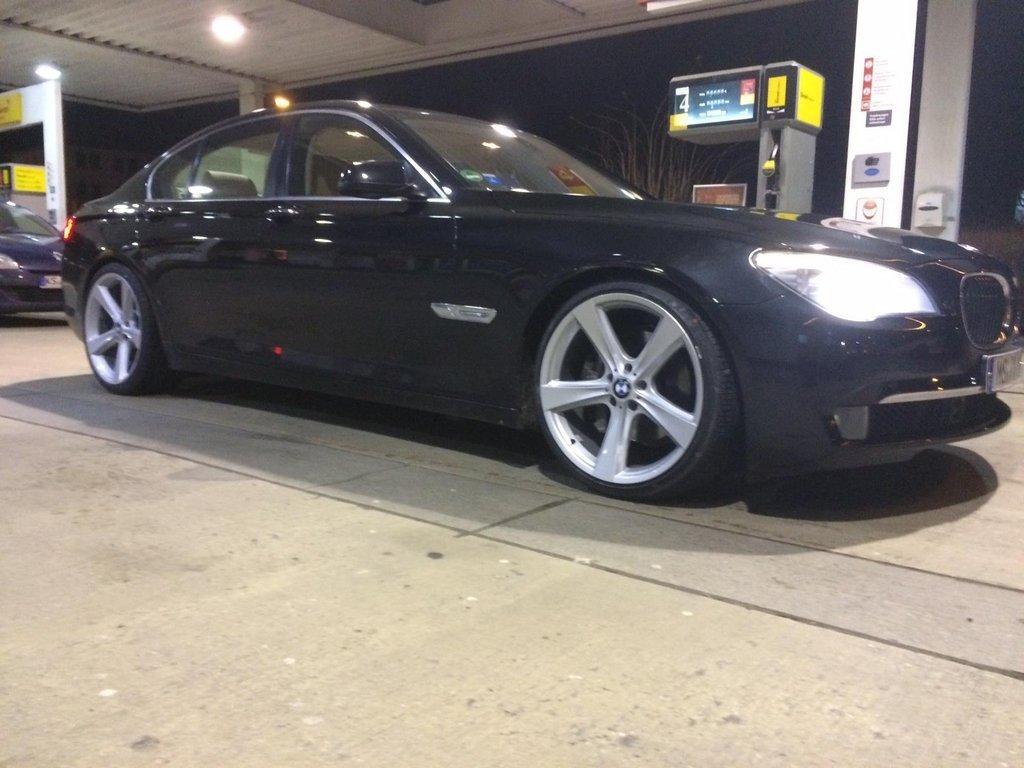 DISKY 19'' 5X120 BMW E39 E60 E65 F10 F11 F01 F02